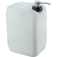 Jerrycan 10 liter met dispenserpomp