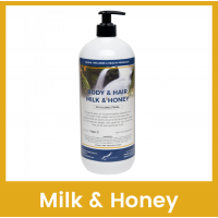 Claudius B&H Milk and Honey - 1 liter