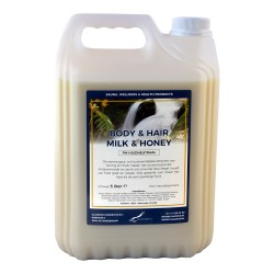 Claudius B&H Milk and Honey Creamy - 5 liter