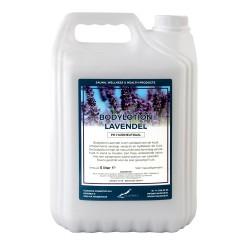 Claudius Lavendel Bodylotion - 5 liter
