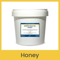 Bodyscrub-Gel Honey - 20 KG