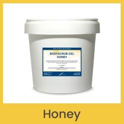 Bodyscrub-Gel Honey - 1 KG