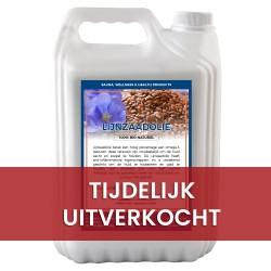 Lijnzaadolie - 5 liter