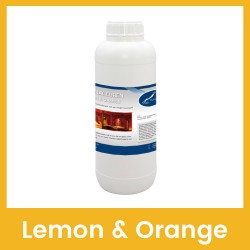 Claudius Opgietmiddel Lemon & Orange - 1 liter