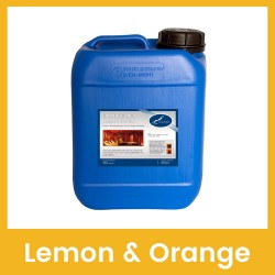 Claudius Opgietmiddel Lemon & Orange - 5 liter