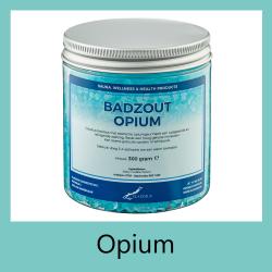 Badzout  Opium - 300 gram -  Set van 6 stuks