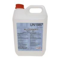Alcohol 80% met IPA (Alcosept Plus) - 5 liter