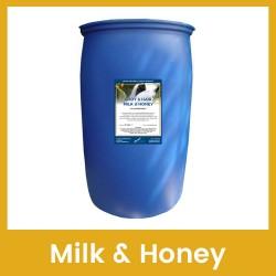 Claudius B&H Milk and Honey Creamy - 220 liter