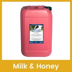 Claudius B&H Milk and Honey Creamy - 25 liter