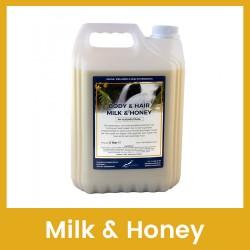 Claudius B&H Milk and Honey Creamy - 5 liter