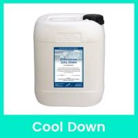 Claudius Bodylotion Cool Down - 10 liter