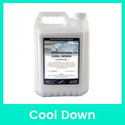 Claudius Bodylotion Cool Down - 5 liter