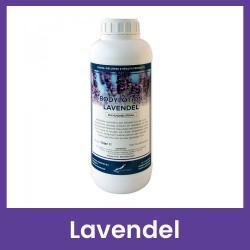 Claudius Bodylotion Lavendel - 1 liter