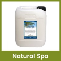 Claudius Bodylotion Natural Spa - 10 liter