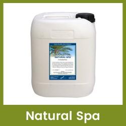 Claudius Bodylotion Natural Spa - 5 liter