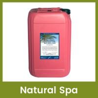 Claudius Bodylotion Natural Spa - 25 liter