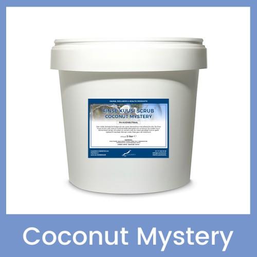 Claudius Finse Kuusi Scrub Coconut Mystery - 30 liter