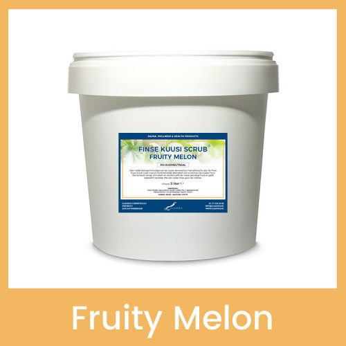 Claudius Finse Kuusi Scrub Fruity Melon - 30 liter