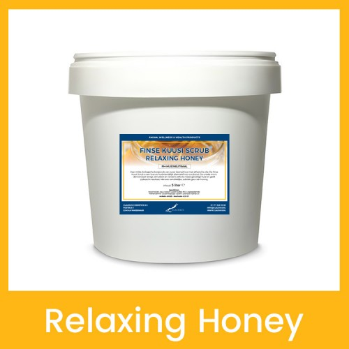 Claudius Finse Kuusi Scrub Relaxing Honey - 30 liter