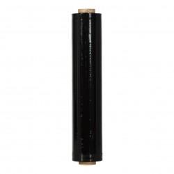 Handwikkelfolie stretchfolie zwart type 20 (19MY) – 300 meter x 50 cm