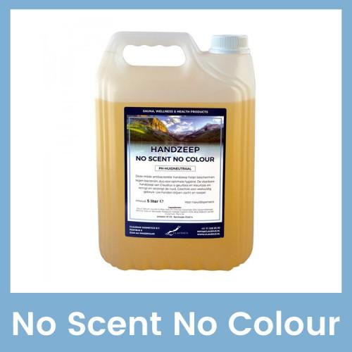 Claudius Handzeep No Scent No Colour - 2 x 5 liter
