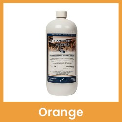 Claudius Handzeep Orange - 1 liter