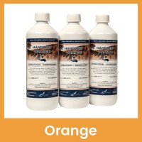 Claudius Handzeep Orange - 3 x 500 ml