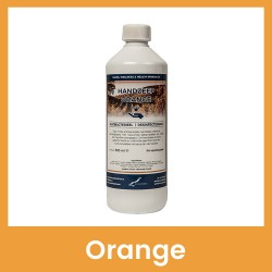 Claudius Handzeep Orange - 500 ml