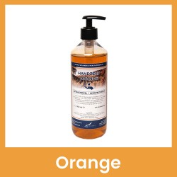 Claudius Handzeep Orange - 500 ml Pomp