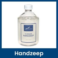 Desinfecterende Handzeep Transparant - 500 ml met dop