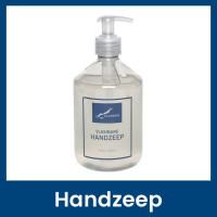 Desinfecterende Handzeep Transparant - 500 ml met pompje