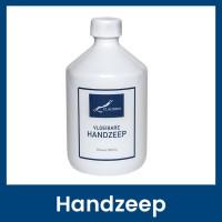 Desinfecterende Handzeep Wit - 500 ml met dop