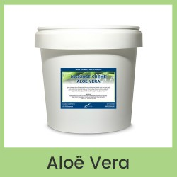 Claudius Massage Crème Aloë Vera - 1 liter