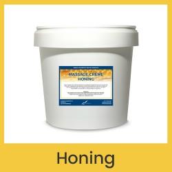 Claudius Massage Crème Honing - 1 liter