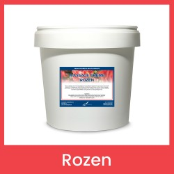 Claudius Massage Crème Rozen - 1 liter