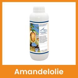 Claudius Massageolie Amandelolie - 1 liter