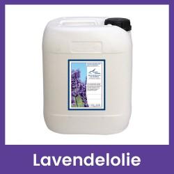 Claudius Massageolie Lavendelolie - 10 liter
