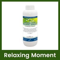 Claudius Massageolie Relaxing Moment - 1 liter