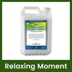 Claudius Massageolie Relaxing Moment - 5 liter