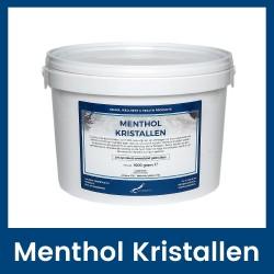 Claudius Menthol Kristallen - 1000 gram