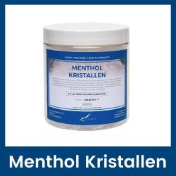 Claudius Menthol Kristallen - 130 gram