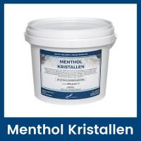 Claudius Menthol Kristallen - 500 gram