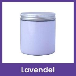 300 Gram Scrubzout Lavendel (24 stuks)