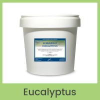 Claudius Scrubzout Eucalyptus - 10 KG