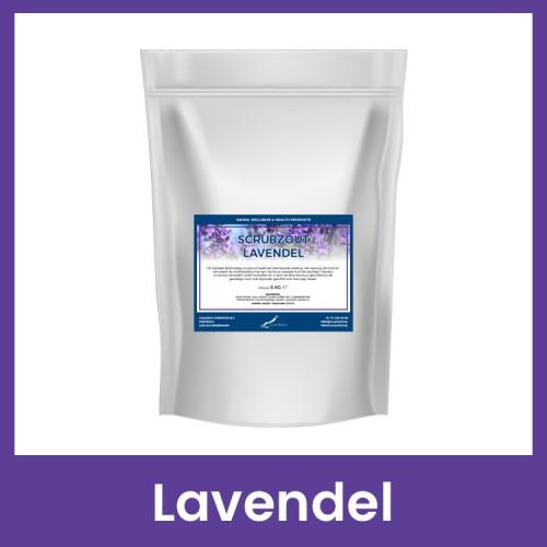 Claudius Scrubzout Lavendel in Zak - 25 KG