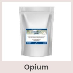 Claudius Scrubzout Opium in Zak - 25 KG