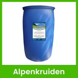 Claudius Shampoo Alpenkruiden - 220 liter