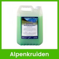 Claudius Shampoo Alpenkruiden - 5 liter