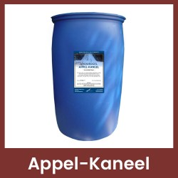 Claudius Showergel Appel-Kaneel - 220 liter
