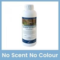 Claudius Showergel No Scent No Colour - 1 liter